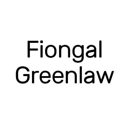 Fiongal Greenlaw: Designer, Artist & Illustrator